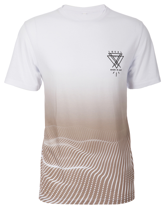 Local Dunes Tee - Men, T-shirts - Local-UAE