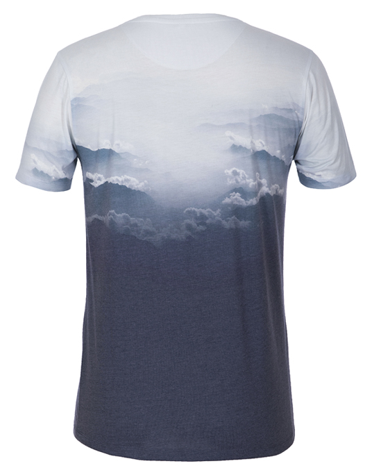 Local in the Clouds Tee - Men, T-shirts - Local-UAE
