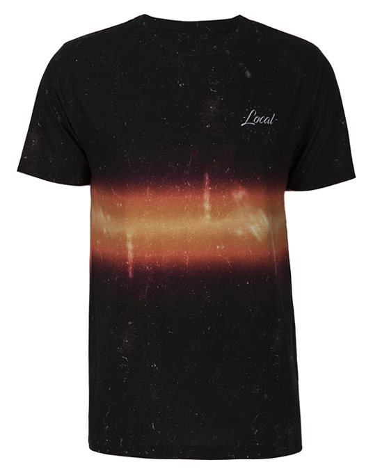 Local Lava Tee - Men, T-shirts - Local-UAE