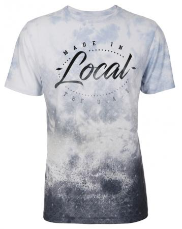 Local Smudge Tee - Men, T-shirts - Local-UAE